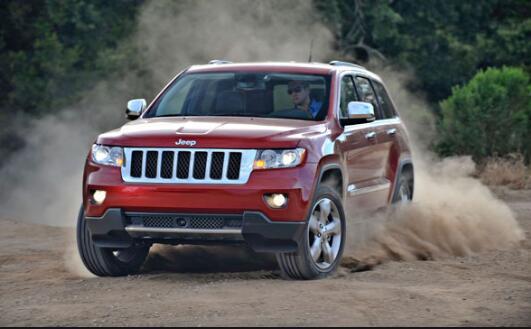 Jeep Grand Cherokee WK: 2011-2016