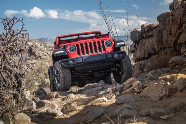 drive on stones